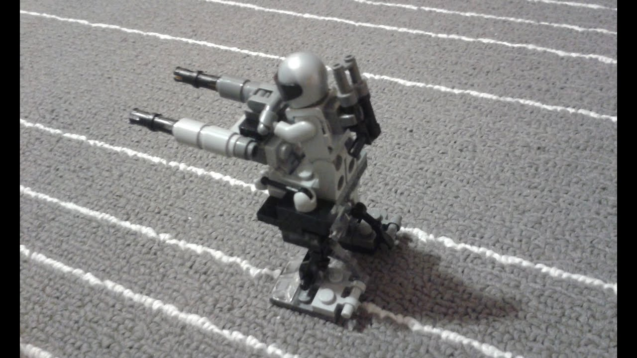 how to make a simple fighting robot