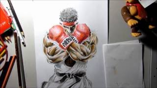 SPEED DRAW RYU STREET FIGHTER