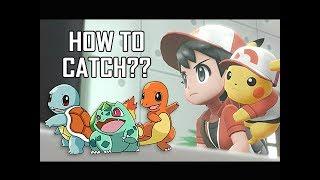 How to Catch ALL Kanto Starters in Pokemon Let's Go Pikachu & Eevee (Tips & Tricks Walkthrough)