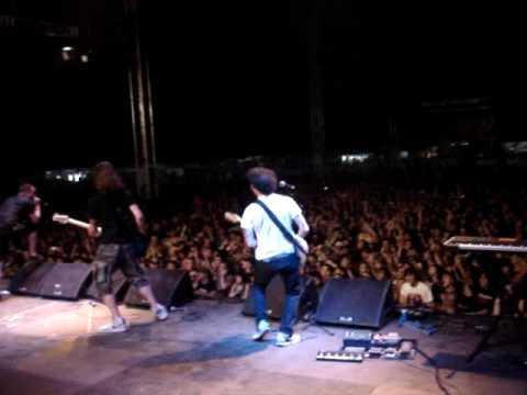 Story of the Year - In The Shadows (on stage) @ Groezrock 08 Mp3