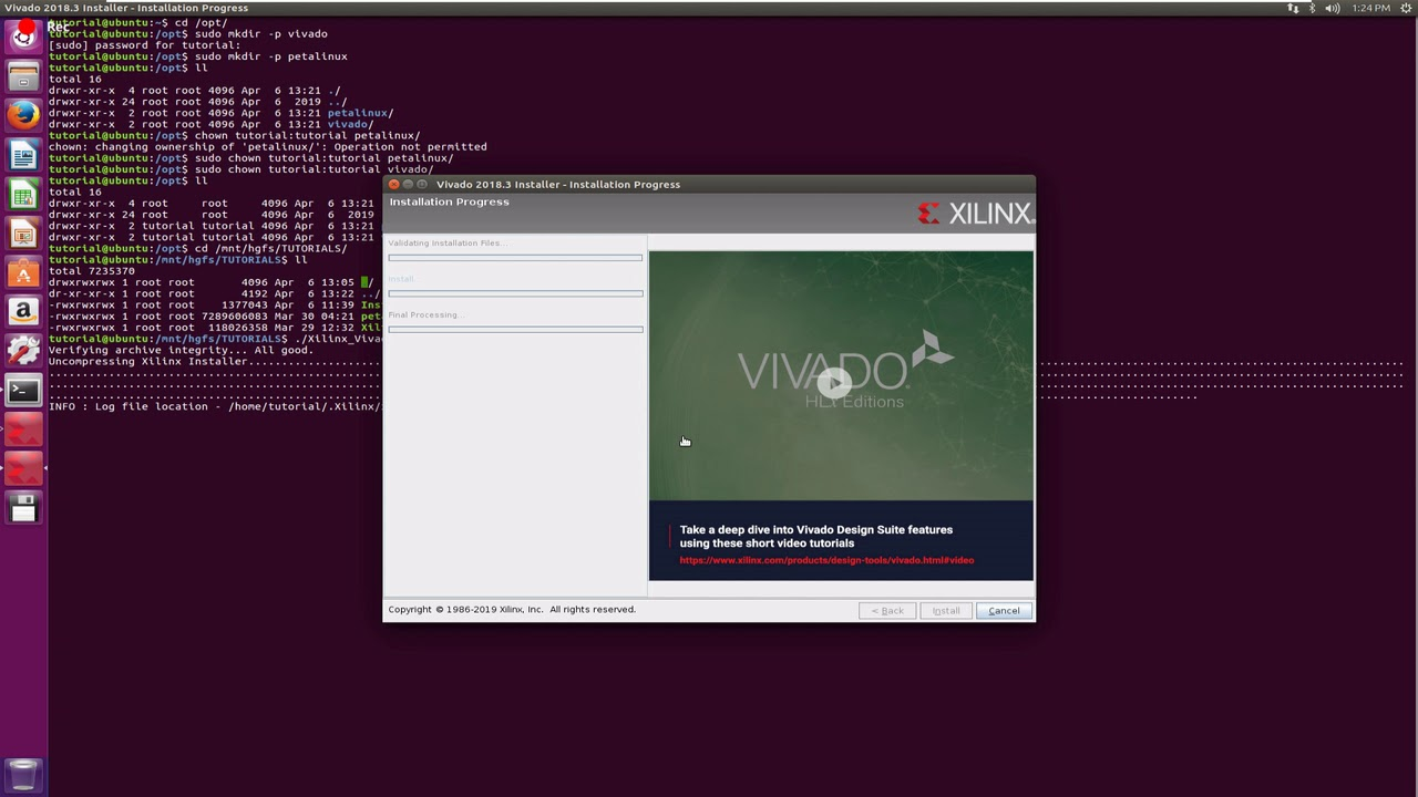 Zynq Ultrascale+ and Petalinux - part 2 - Software setup and