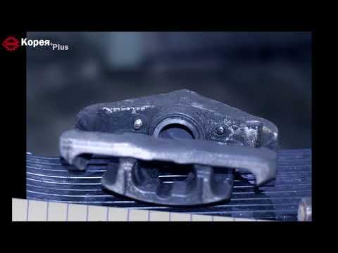 Лучший автосервис на Юге Москвы Корея+ :  Как менять колодки
