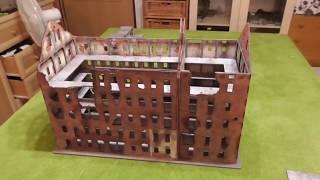 Bolt Action - Building -Stalingrad - Grudinin Mill - part II