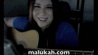 Repeat youtube video Skyrim: Age of Aggression - Live Cover by Malukah