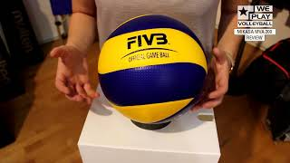Mikasa Volleyball MVA 200 Ball-Review