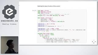 Haskell - NUS Hackers