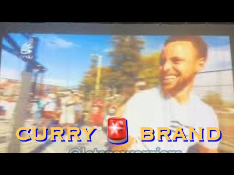 ???? Curry Brand Shanghai (!) launch/details + Stephen Q&A from Oakland at Manzanita Community School