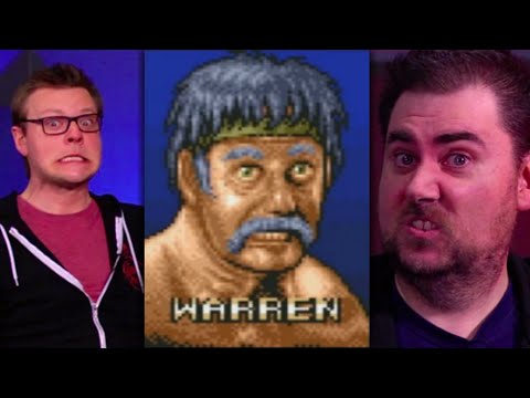 Best of Giant Bomb 91 - Push Warren