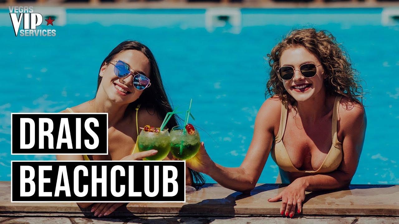 Download 🥂 Drais Beach Las Vegas Bottle Presentations with {Vegas VIP Services}