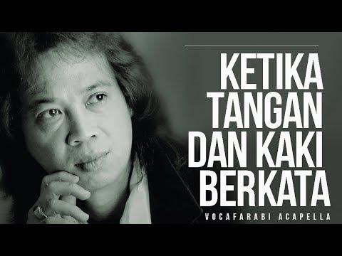 Chrisye - Ketika Tangan Dan Kaki Berkata (Live Acapella Cover) By Vocafarabi