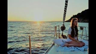 Ионическое море на яхте: чуть эротики, экскурсия по яхте и развлечения // ГречЯхтинг2018, видео 8