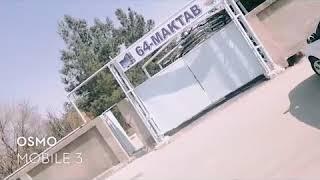 64 Maktab Samarkand Shaxar Sagdiana