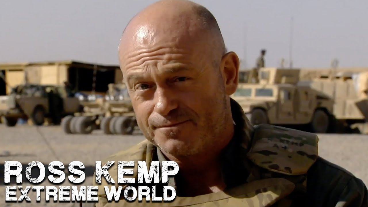 Ross Kemp: Back on the Frontline - Joining the Afghanistan National Army | Ross Kemp Extreme World