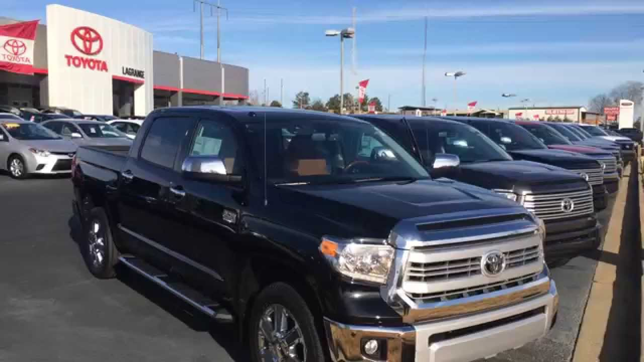 Willie S 2015 Toyota Tundra 1794 Edition By Gerald Youtube
