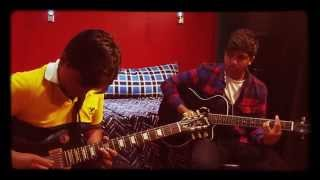 OK Kanmani - Mental Manadhil - Live Guitar Cover by Mackenson ft Seyon