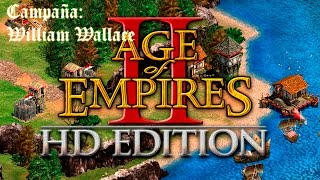 Age of Empires 2 HD: Campañas-William Wallace. Batalla de Stirling