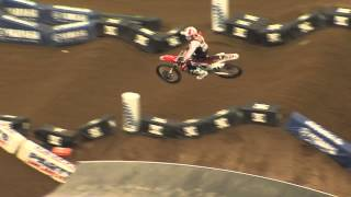 Supercross LIVE! 2014 - 2 Minutes on the Track - 450 Second Practice in Houston