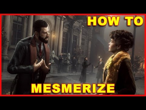 Vampyr: How to Mesmerize