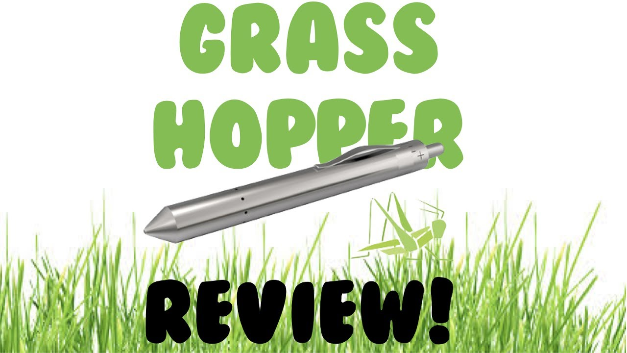 GrassHopper vaporizer Review 🤔 *Watch Before you Buy!*