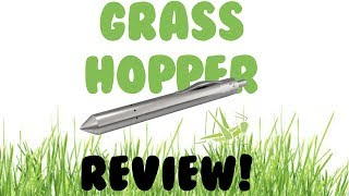 GrassHopper vaporizer Review *Watch Before you Buy!*