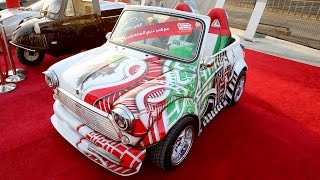 Best Cars Awards @ Dubai Motor Festival