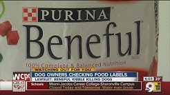 Lawsuit claims Beneful dog food harms pets