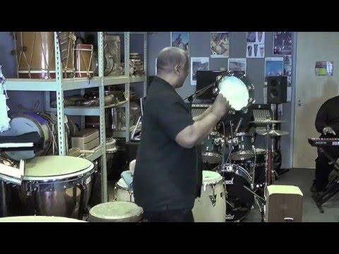Ricky Burkhead  - Gospel Tambourine