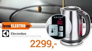 levneELEKTRO.cz - rychlovarná konvice Electrolux EEWA7500