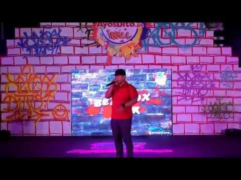 Beat Box Gor stuns the crowd of AyosDitoPH's iBall event