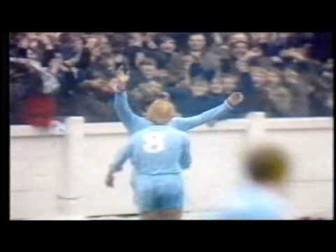 John O'Rourke scores his first goal for Coventry City