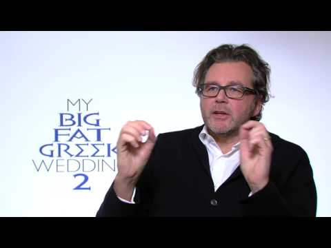 My Big Fat Greek Wedding 2: Kirk Jones Official Movie Interview