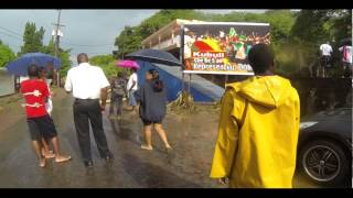 Dominica Christmas Eve Flood 2013