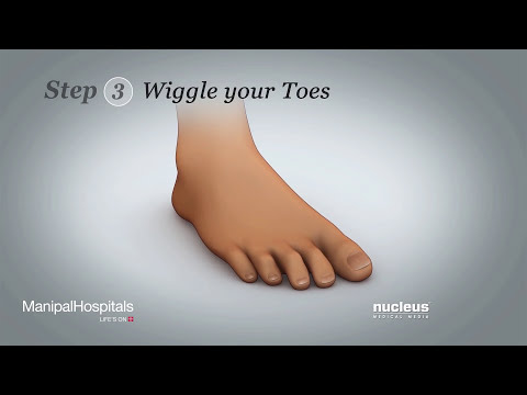 How To Check The Blood Flow In Leg? - Manipal Hospital