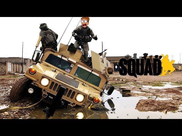 Mistakes Made, Totally Not Me | Squad V12 Gameplay