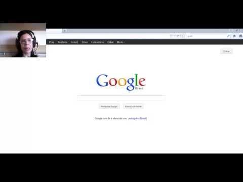 Tutorial para envio de seu vídeo pelo google drive