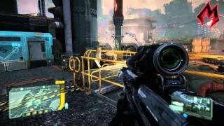 Crysis 3 Mission 05-4 Red Star Rising - Single Player Post-Humaner Krieger HD