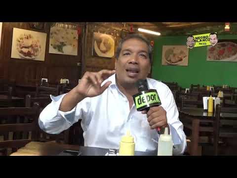 Negro y Blanco: Alan Diez habla de los árbitros en la Liga y 'Kukín' Flores