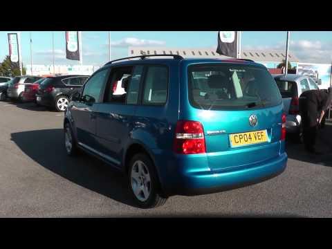 Volkswagen TOURAN 1.9 TDI PD SE 5dr [5 Seat] U206069