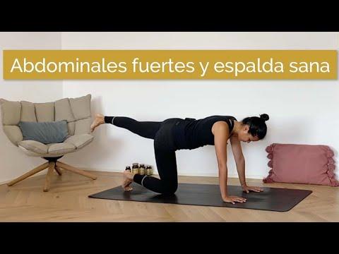 Yoga Para Abdominales Fuertes Y Espalda Sana