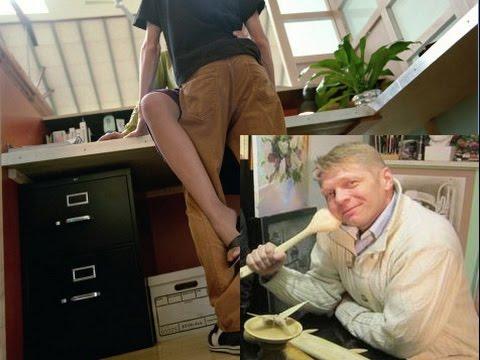 Соблазн секса на работе