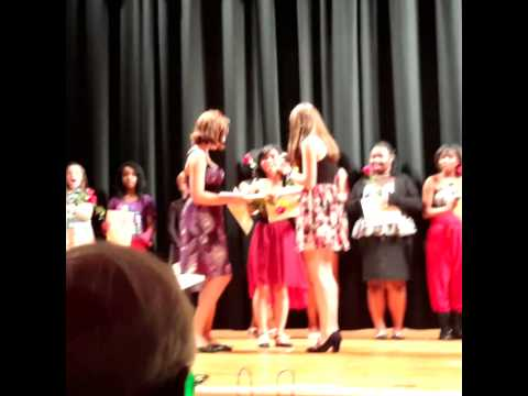 The Winner of Mandarin Middle School 2014 Talent Show is: Royal Outcast!