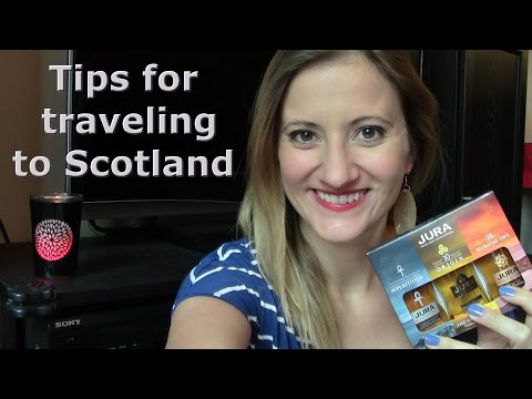 Travel Tip - Scotland (ENG)