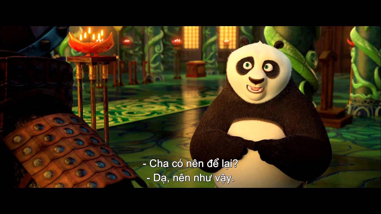 Kung Fu Panda 3 - Anh Hùng Sảnh - YouTube