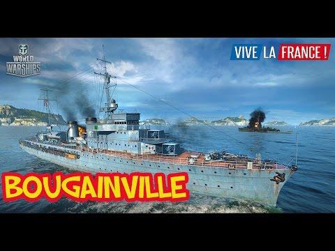 vive la france knallen met bougainville part 1