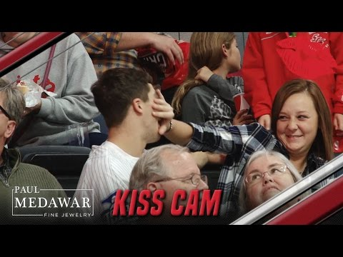 Thumbnail: Kiss Cam Compilation - Fails, Wins, and Bloopers