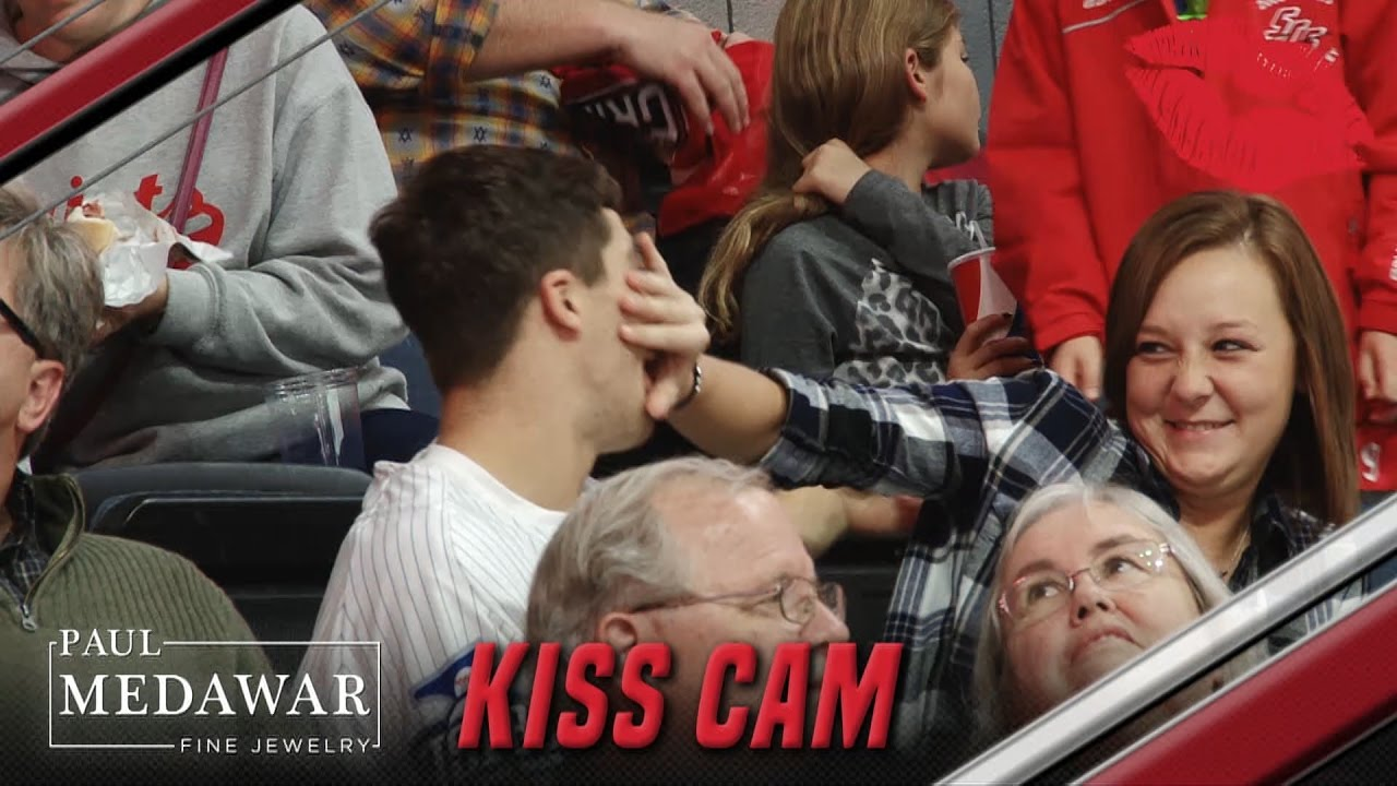 Download Kiss Cam Compilation - Fails, Wins, and Bloopers