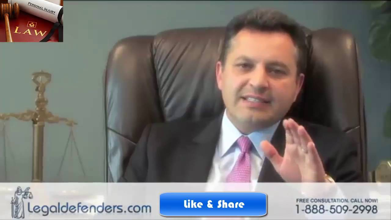 Personal Injury Lawyer Los Angeles - YouTube