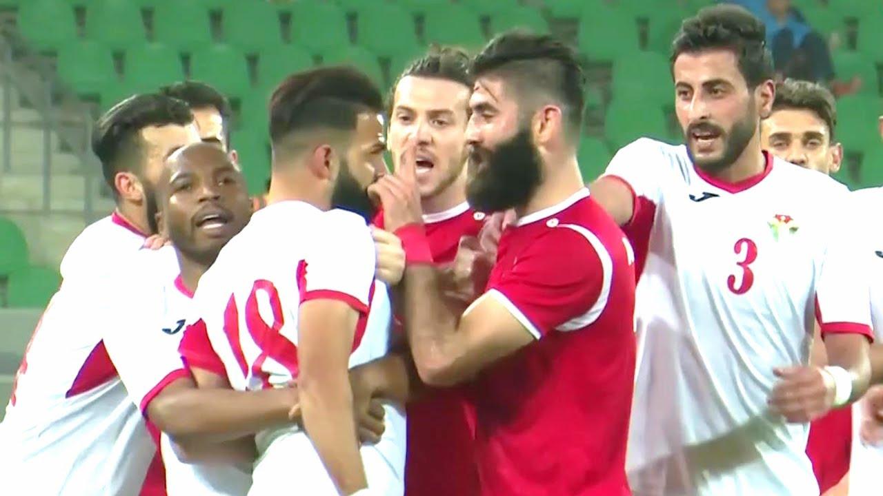 ملخص مباراة سوريا 1-0 الأردن | بطولة الصداقة الدولية 2019/3/23