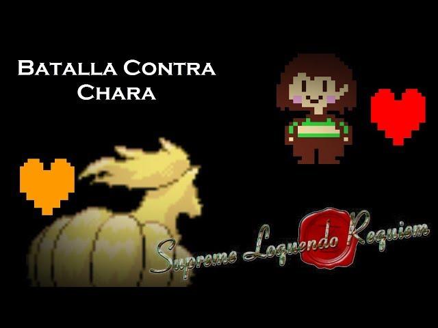 Red Vs Chara - Batalla por el REQUIEM/Escena Completa