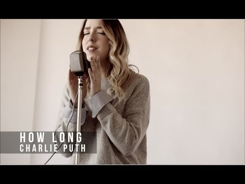 How long - Charlie Puth - Cover